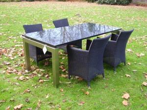 Natuursteen tafel